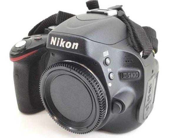 Oferta de Camara digital reflex nikon d5100 por 128,95€