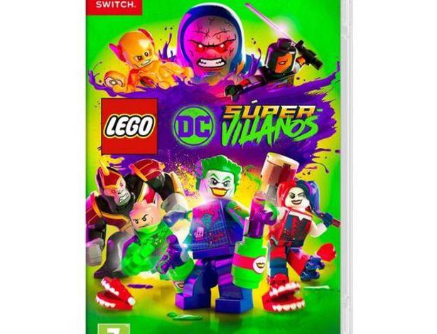 Oferta de Lego dc super villanos n-switch por 32,95€