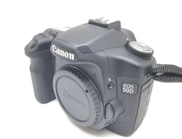 Oferta de Camara digital reflex canon eos 500d por 128,95€