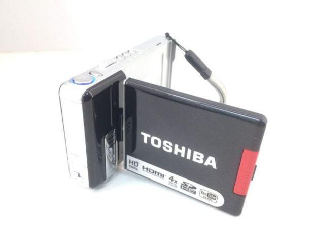 Oferta de Videocamara digital toshiba cammileo s2 por 25,95€