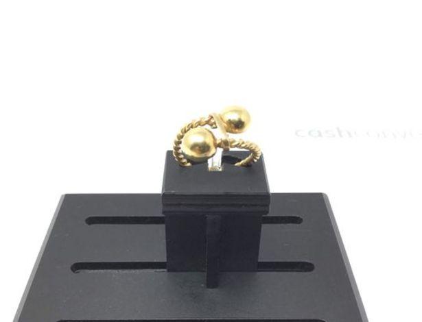 Oferta de Anillo oro primera ley (oro 18k) por 177,95€