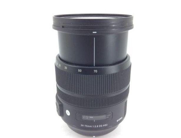 Oferta de Objetivo sigma sigma 24-70mm f/2.8 dg os hsm (art) por 817,95€