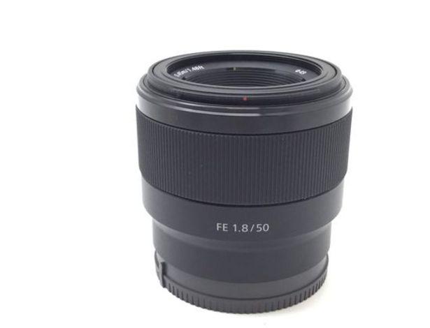 Oferta de Objetivo sony sony fe 50mm f/1.8 sel50f18f por 123,95€