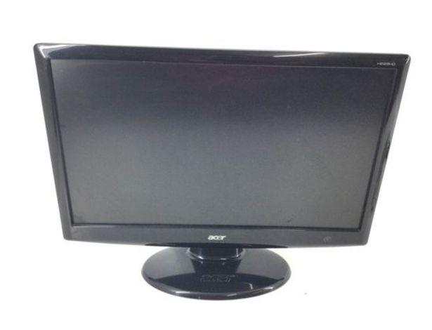 Oferta de Monitor tft acer h223hq 22 lcd por 56,9€