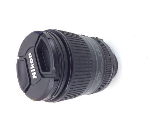 Oferta de Objetivo nikon nikon 18-300mm f/3.5-6.3g ed vr af-s dx zoom-nikkor por 327,95€
