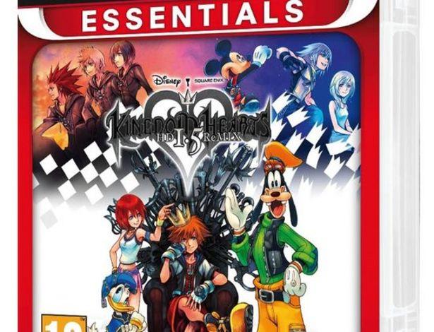 Oferta de Kingdom hearts hd i.5 essentials ps3 por 9,95€
