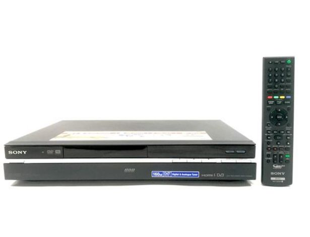 Oferta de Reproductor grabador dvd sony rdr-hxd890 por 65,45€