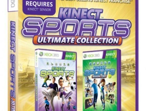 Oferta de Kinect sports ultimate collection x360 por 10,75€