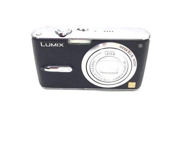 Oferta de Camara digital compacta panasonic dmc fx07 por 17,95€