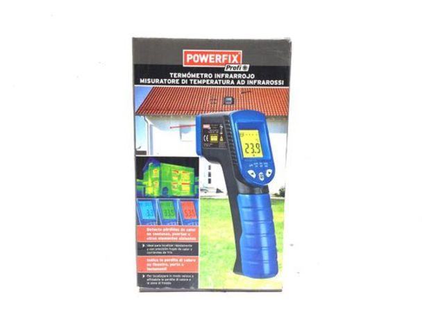 Oferta de Termometro powerfix infrarrojos por 18,95€
