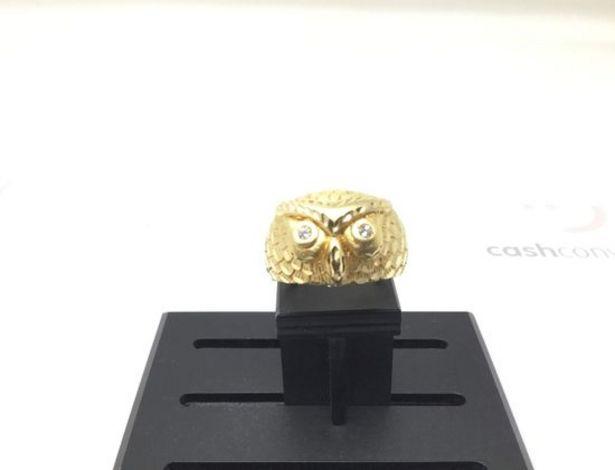 Oferta de Anillo oro primera ley (oro 18k con piedra) por 807,95€
