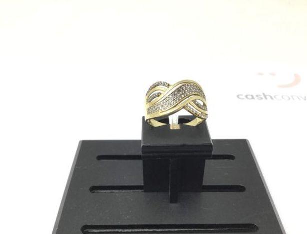 Oferta de Anillo oro primera ley (oro 18k con piedra) por 207,95€