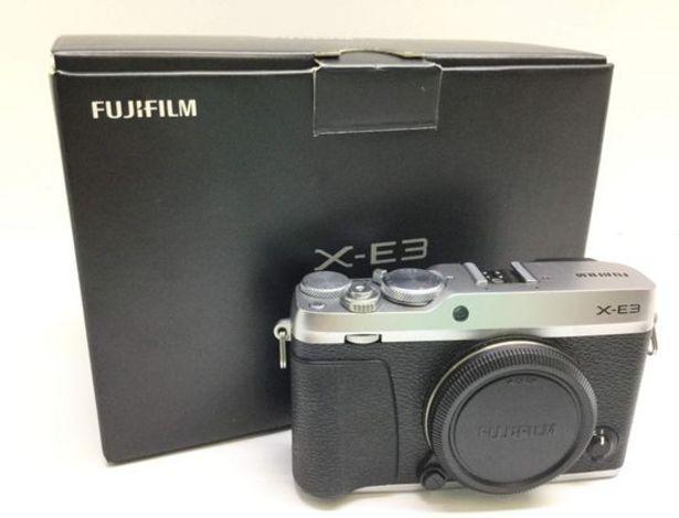 Oferta de Camara digital evil fujifilm x-e3 por 468,95€
