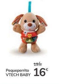 Oferta de Pequeperrito VTECH BABY por 16€