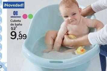 Oferta de Cubeta de baño por 9,99€