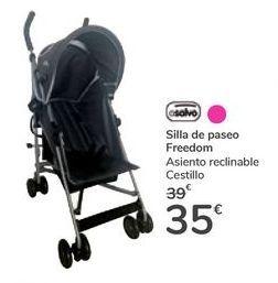 Oferta de Silla de paseo Freedom  por 35€
