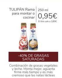 Oferta de TULIPÁN Rama para montar o cocinar por 0,95€