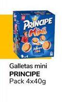 Oferta de Galletas Príncipe Lu por 0,9€