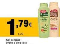 Oferta de Gel de baño por 1,79€