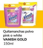 Oferta de Quitamanchas Vanish por 0,9鈧�