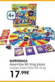 Oferta de Juegos Superzings por 17,99€
