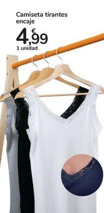 Oferta de Camiseta titantes encaje por 4,99€