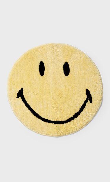Oferta de Alfombra Smiley ® por 15,99€