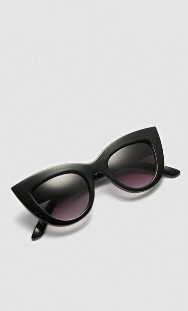 Oferta de Gafas de sol cat eye grandes por 9,99€