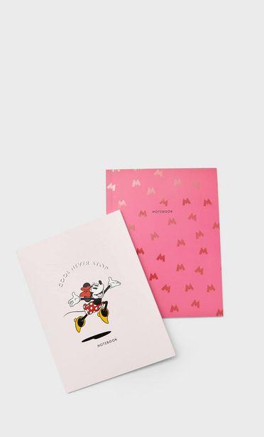 Oferta de Pack notebook Minnie Mouse por 5,99€
