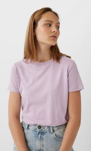Oferta de Camiseta básica manga corta por 3,99€