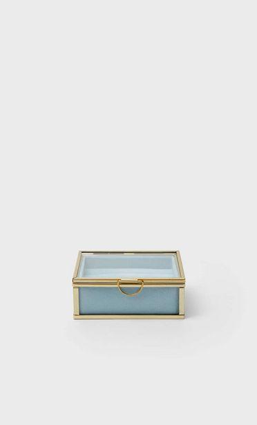 Oferta de Cajita anillos por 9,99€