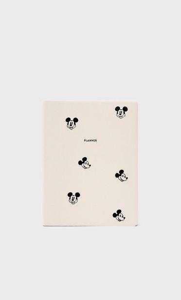 Oferta de Planner bordado Mickey Mouse por 12,99€