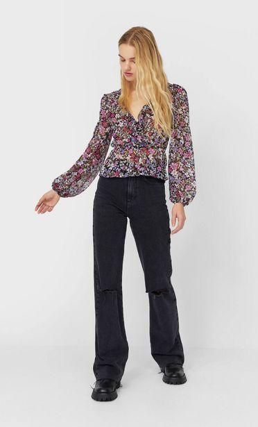 Oferta de Blusa estampada por 5,99€