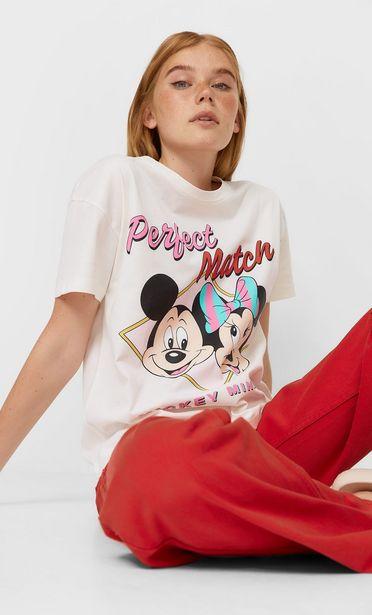 Oferta de Camiseta Mickey y Minnie por 12,99€