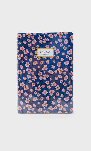 Oferta de Planner flores por 9,99€