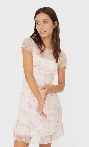 Oferta de Vestido tul tie dye por 5,99€
