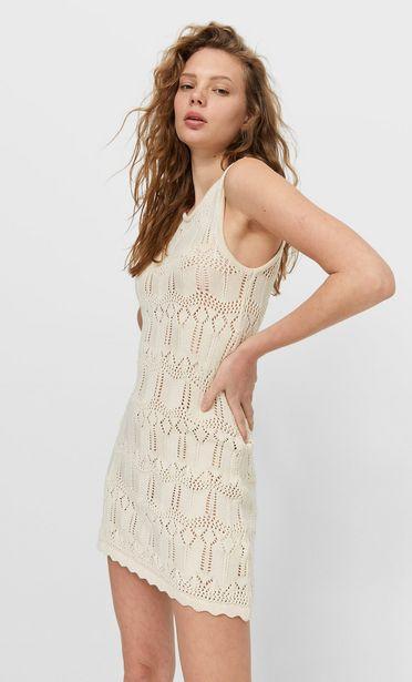 Oferta de Vestido crochet por 19,99€