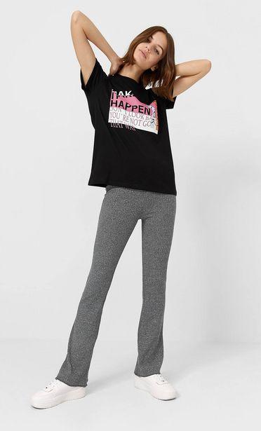 Oferta de Camiseta print por 5,99€