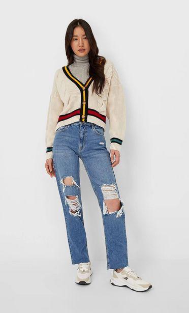 Oferta de Jeans straight low waist por 15,99€