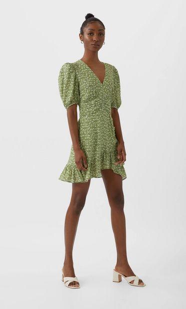 Oferta de Vestido mini pliegues por 5,99€