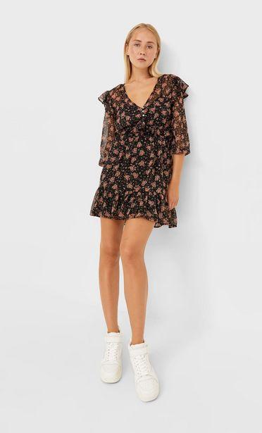 Oferta de Vestido corto romántico por 11,49€