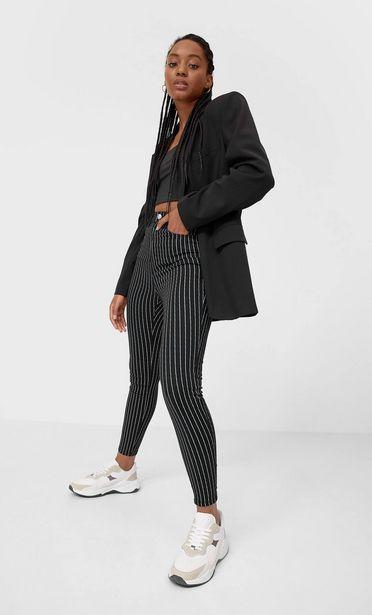 Oferta de Pantalón super high waist por 12,99€