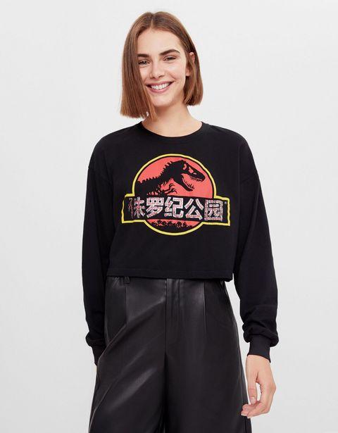 Oferta de Camiseta Jurassic Park por 5,99€