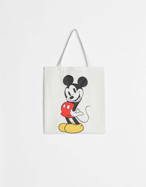Oferta de Bolso shopper Mickey Mouse por 5,99€