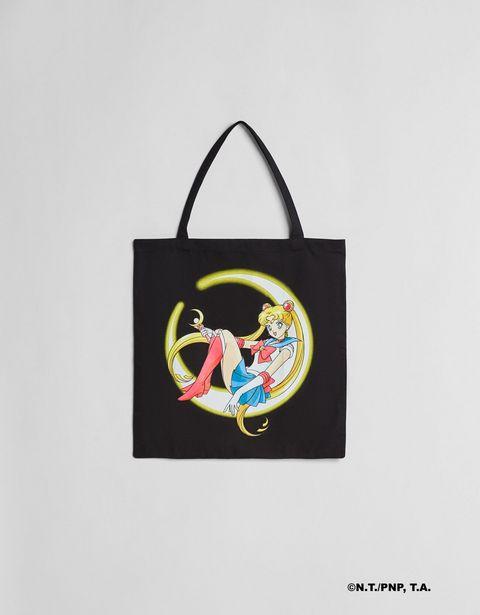 Oferta de Bolso shopper Sailor Moon por 7,99€