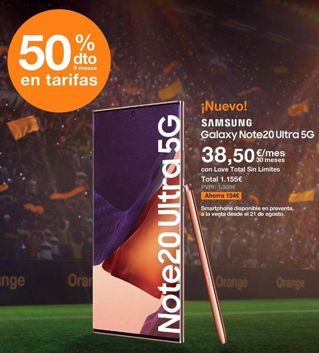 Oferta de Samsung Galaxy Note Samsung por
