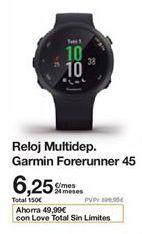 Oferta de Smartwatch Garmin por