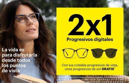 Oferta de Progresivos digitales por