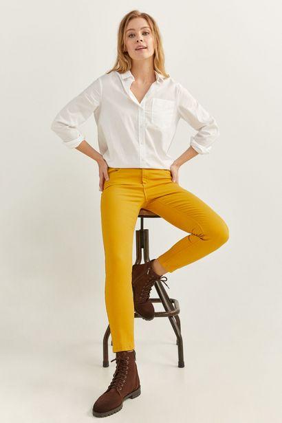 Oferta de Jeans Color Eco Dye por 12,99€
