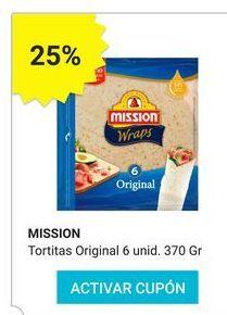 Oferta de Bolsa de pan Mission por